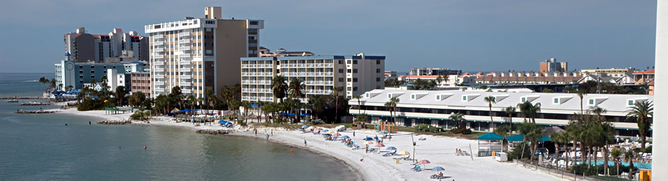 Clearwater Places to Stay