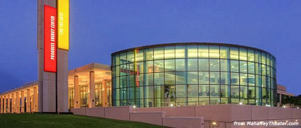 Progress energy center for the arts mahaffey theater