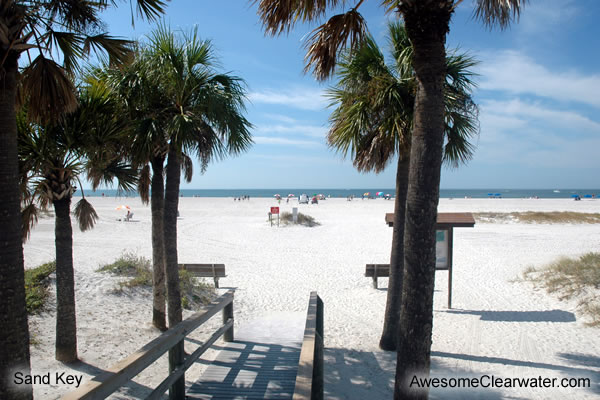 Clearwater Beach Sand Key Weather