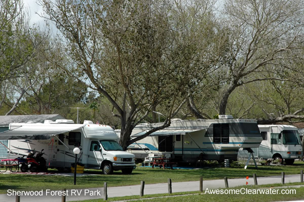 Campgrounds In Clearwater Florida On The Beach