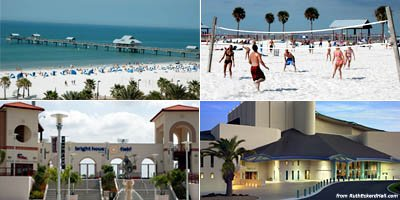 Things to do in Clearwater Florida and its spectacular beach.